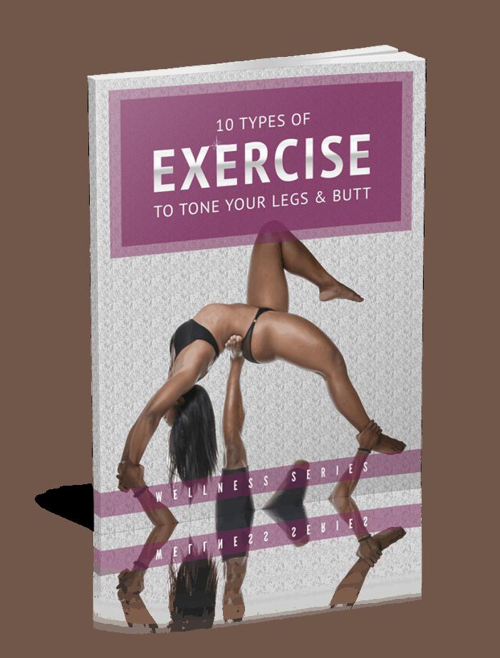 10 Exercises For Tonned Legs Premium PLR Report