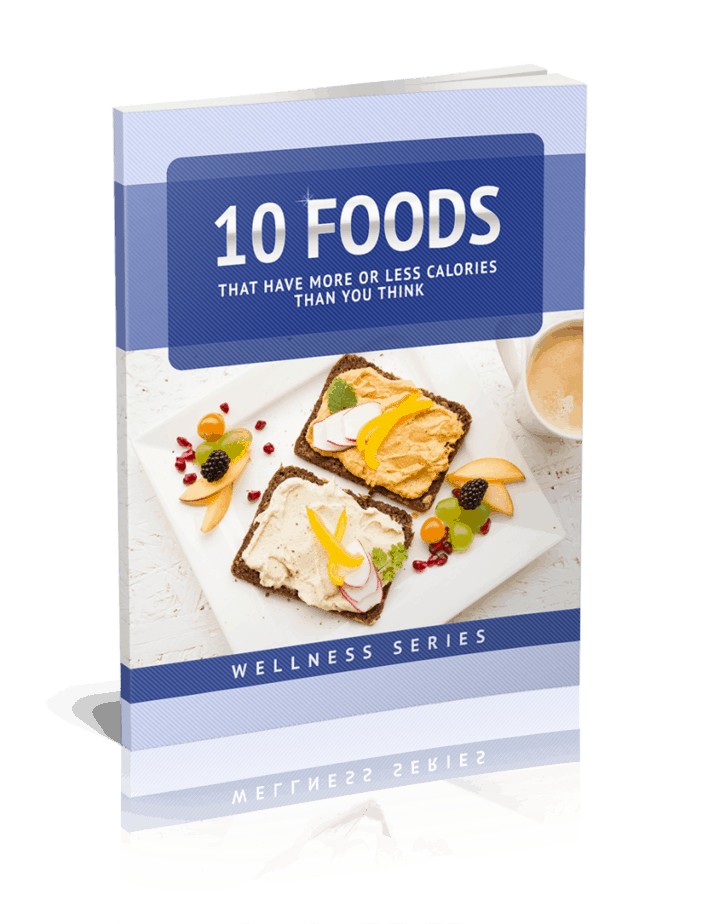10 Foods Premium PLR Report