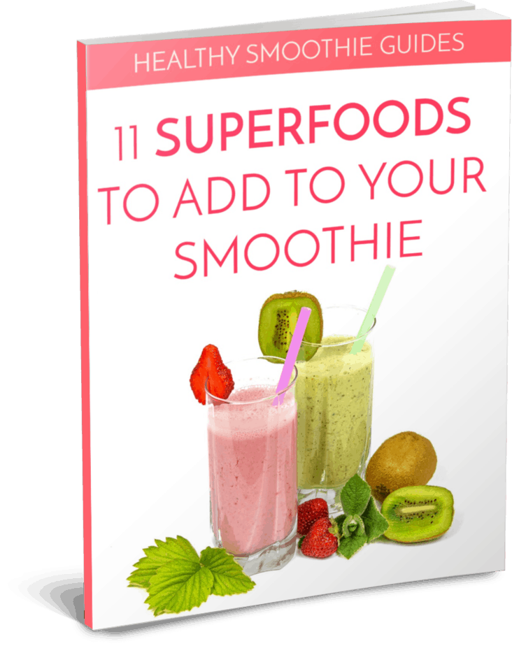 11 Superfoods to Add to Your Smoothie