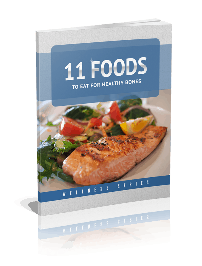 11 Foods To Eat For Healthy Bones Premium PLR Report