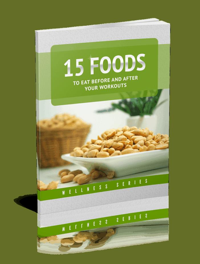 15 Foods Premium PLR Report