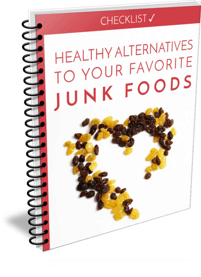 7 Healthy Alternatives for Your Favorite Junk Foods Short Report