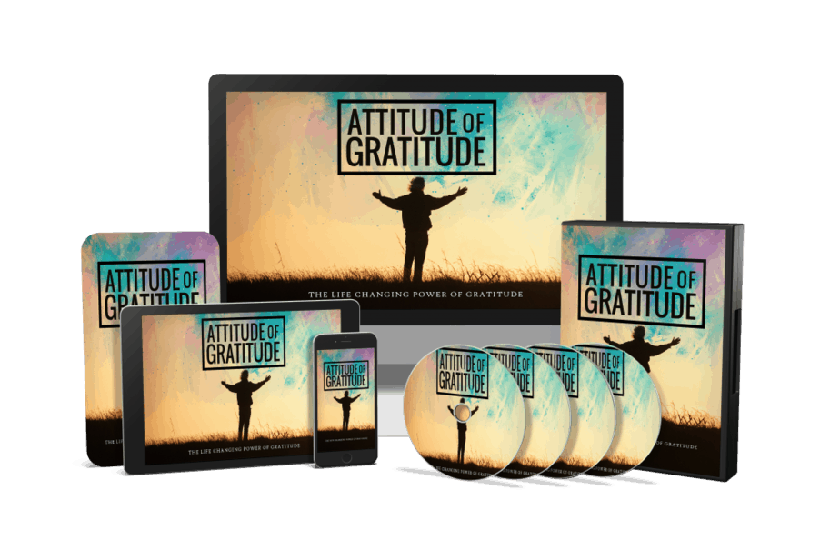 Attitude Of Gratitude Bundle