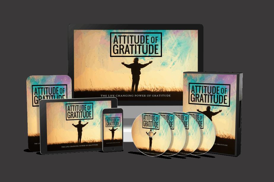 Attitude Of Gratitude Bundle