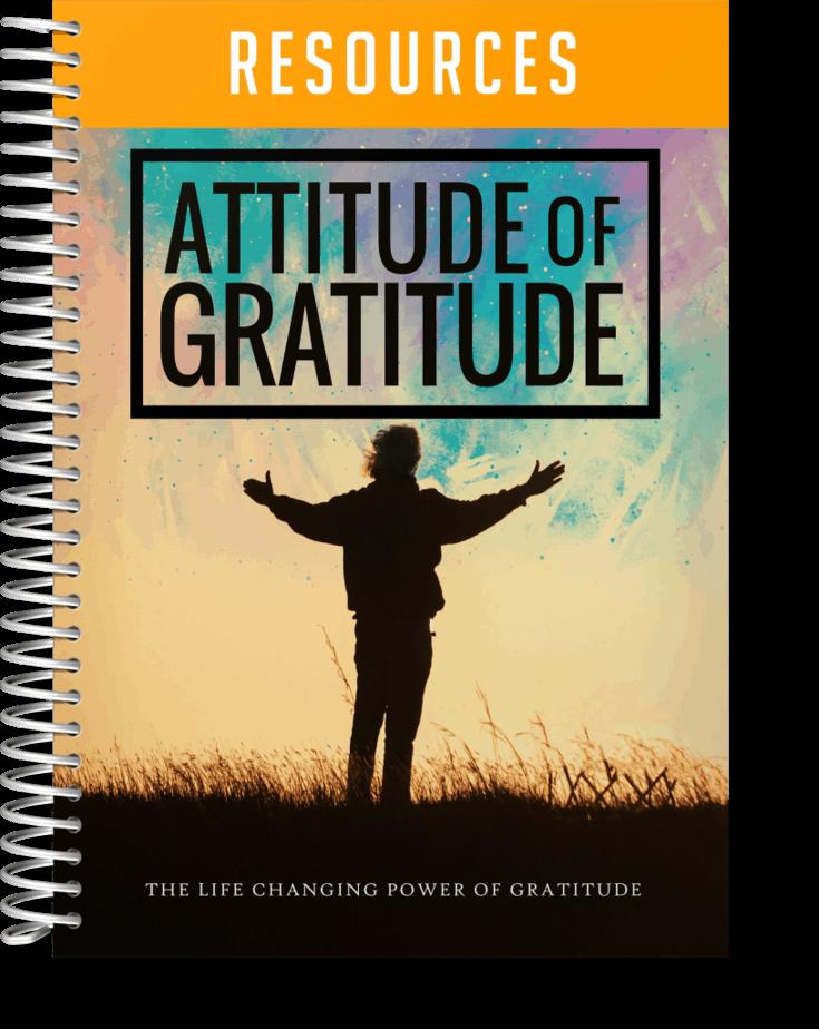 Attitude Of Gratitude Resources
