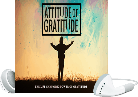 Attitude Of Gratitude Voice over