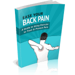Back Pain Premium PLR Ebook