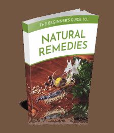 Beginner Guide to Natural Remedies PLR Ebook