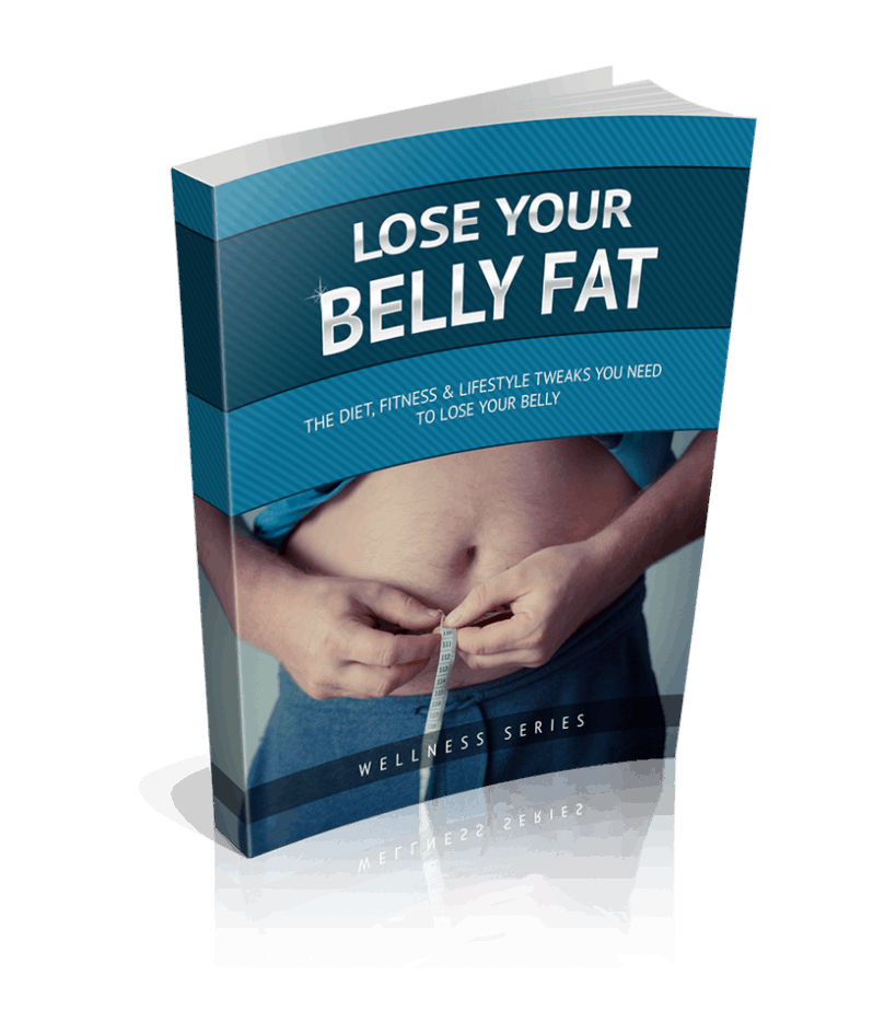 Lose Your Belly Fat Premium PLR Ebook