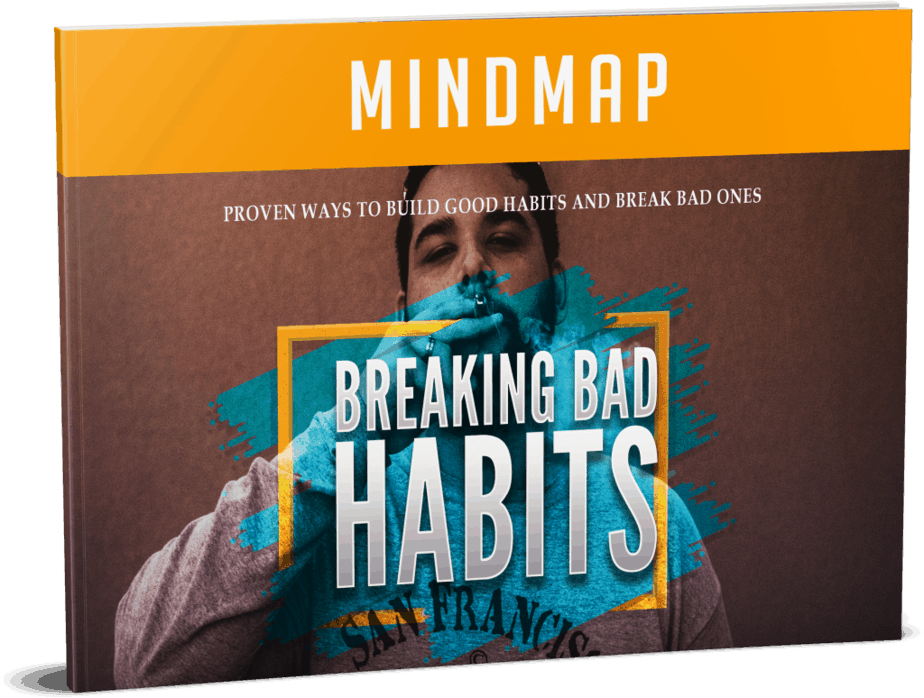 Breaking Bad Habits Mindmap