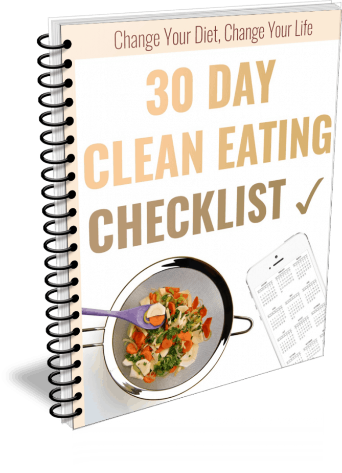Clean Eating Challenge PLR Checklist