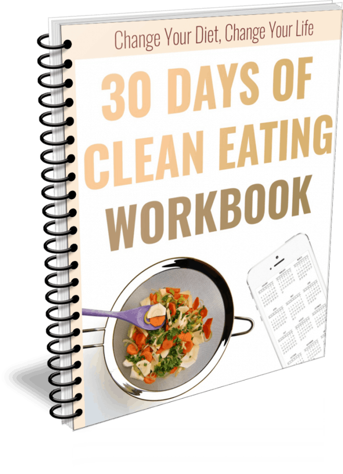 Clean Eating Challenge PLR Workbook