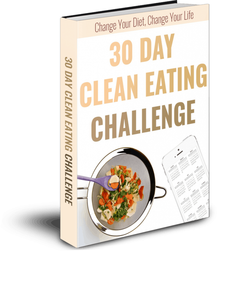 Clean Eating Challenge PLR eBook