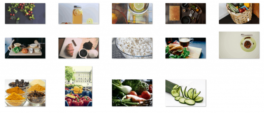 Clean Eating Challenge Royalty Free Images