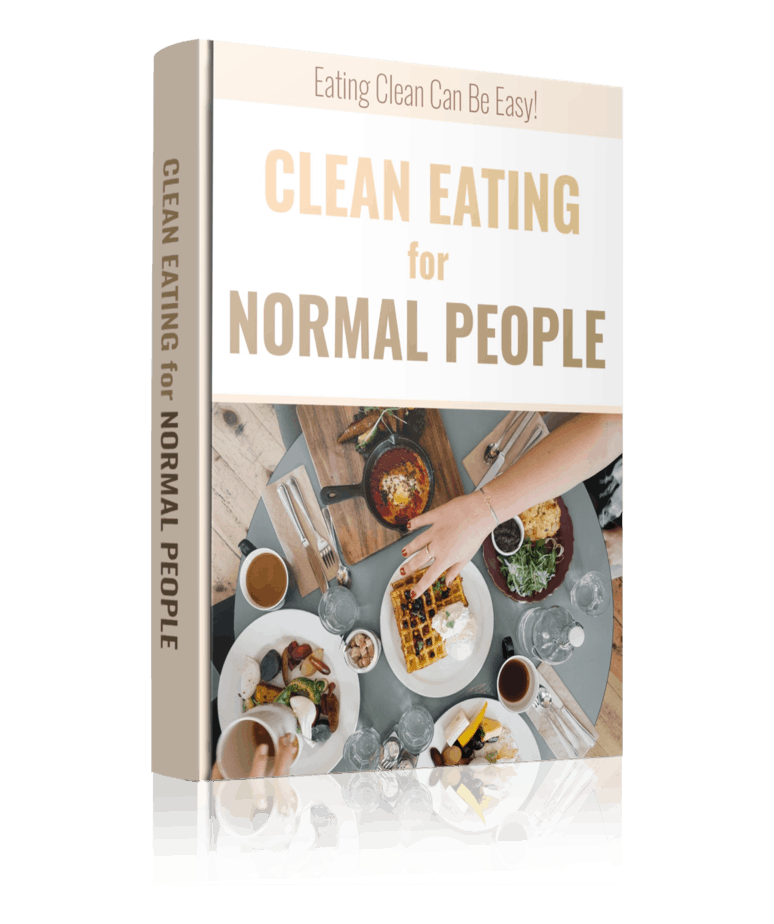Clean Eating for Life PLR eBook