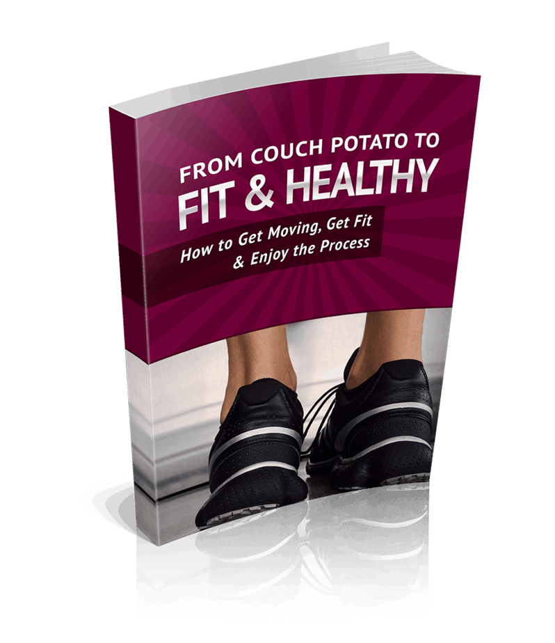 Couch Potato Premium PLR Ebook