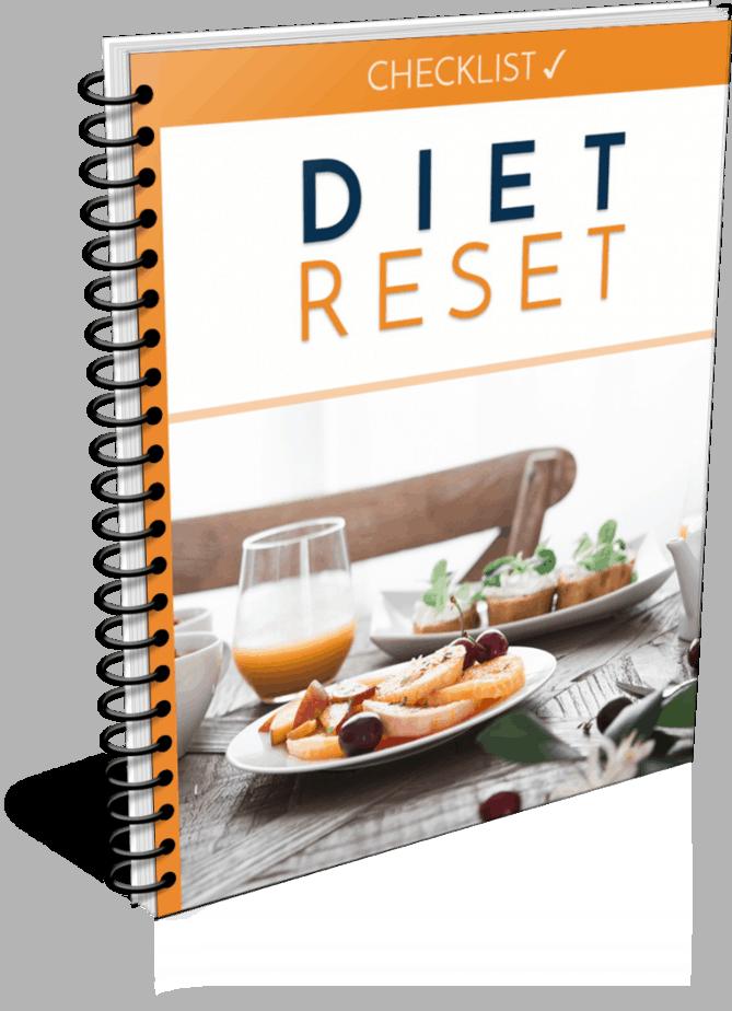 Diet Reset PLR Checklist