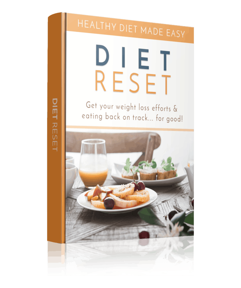Diet Reset PLR eBook