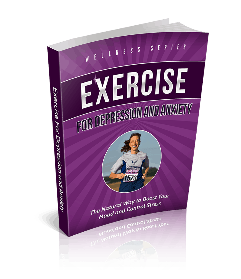Exercise For Anxiety Premium PLR Ebook