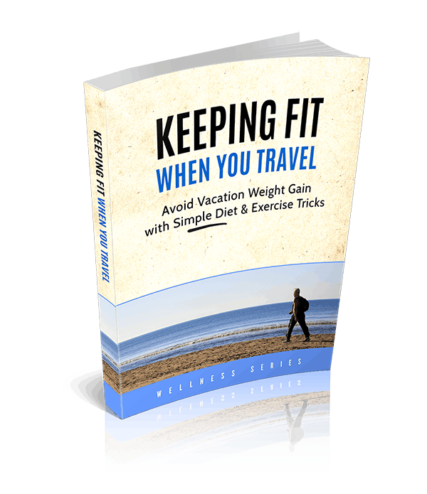 Fit When You Travel PLR Ebook