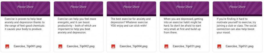 Fitness for Depression Premium PLR Social Fitness Tips