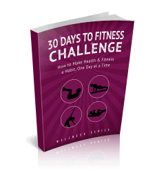 30 Day Fitness Challenge Premium PLR Ebook