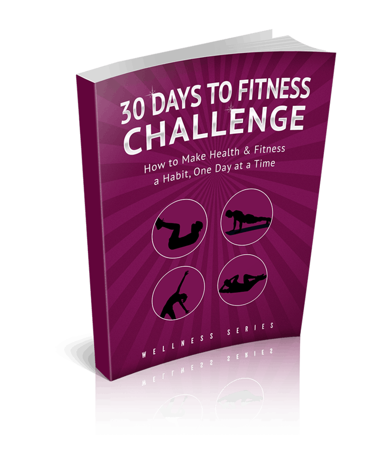 30 Day Fitness Challenge Premium PLR Ebook