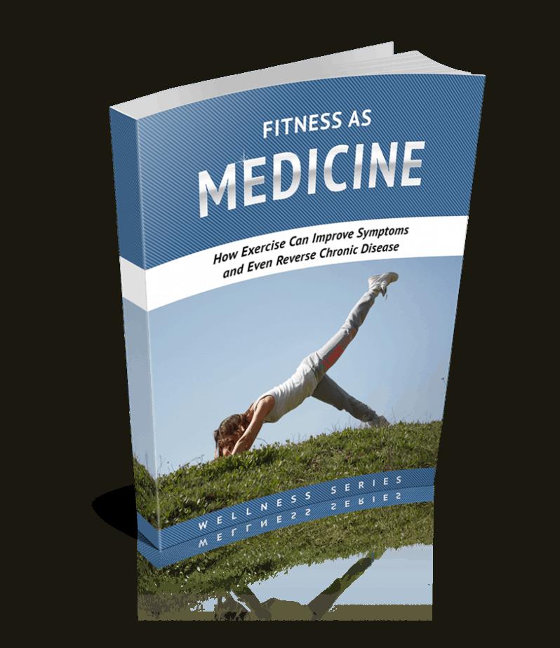 Fitness As Medicine Premium PLR Ebook