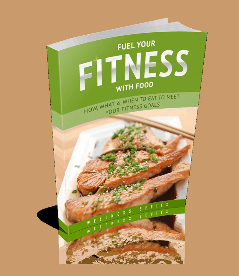 Fuel Your Fitness Premium PLR Ebook