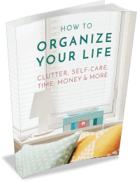 Get Organized PLR eBook