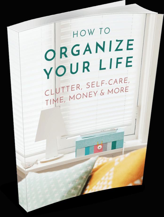 Get Organized PLR eBook
