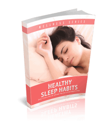 Healthy Sleep Habits Premium PLR Ebook