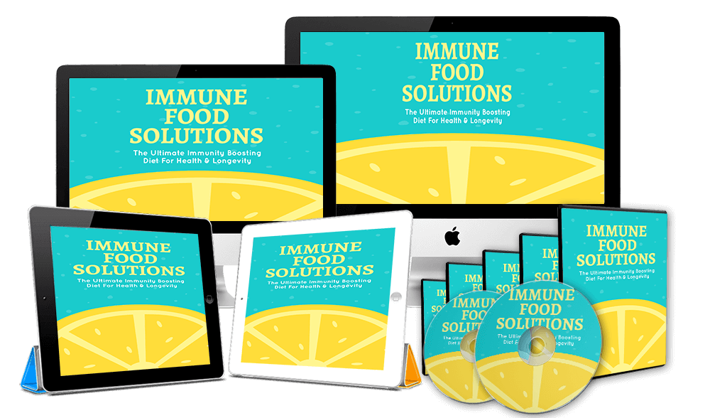 Immune Food Solutions Upsell Bundle