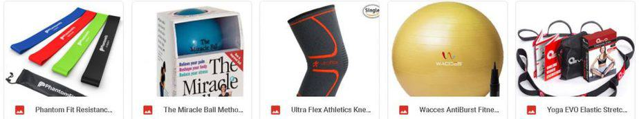 Injury Free Fitness PLR Products Reviewed