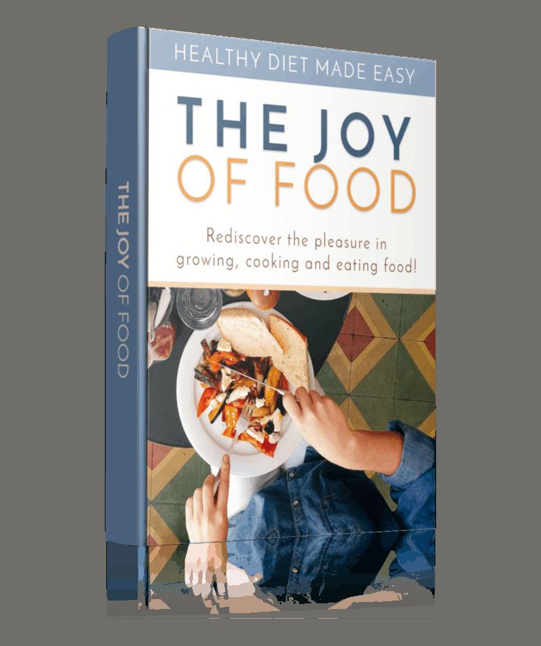 Joy of Food PLR Ebook