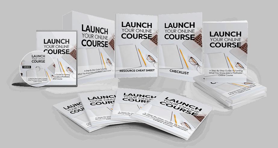 Launch Your Online Course Bundle