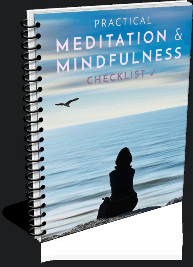 Meditation and Mindfulness PLR Checklist