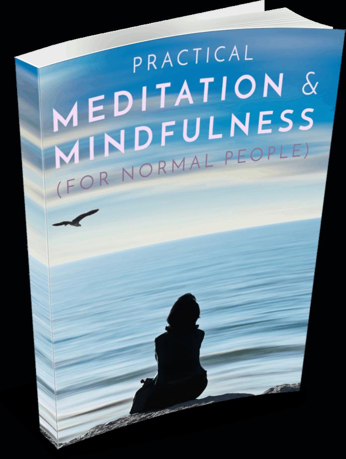 Meditation and Mindfulness PLR Ebook