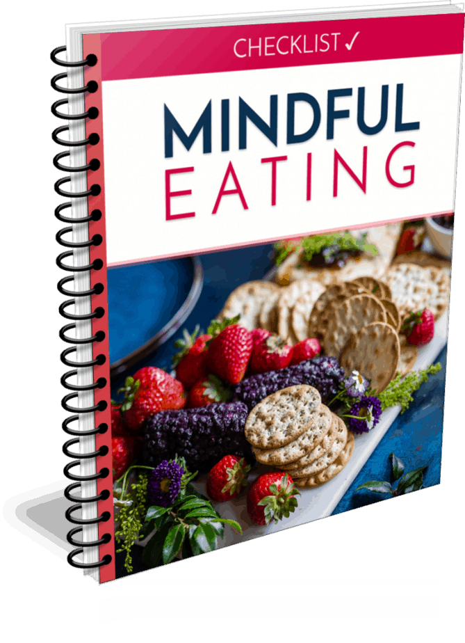 Mindful Eating PLR Checklist