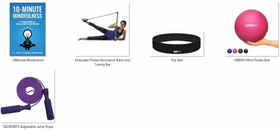 Mindful Fitness Premium PLR Products Reviewed