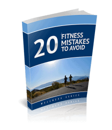 Fitness Mistakes Premium PLR Ebook