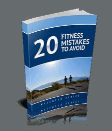 Fitness Mistakes Premium PLR Ebook