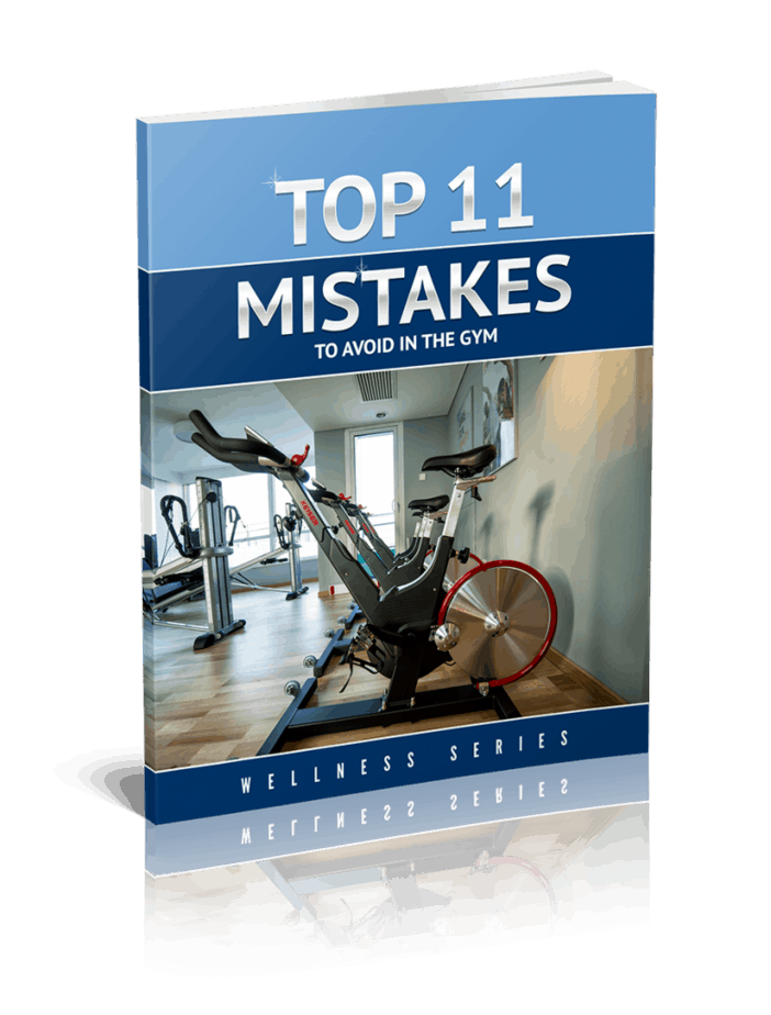 Fitness Mistakes Premium PLR Report