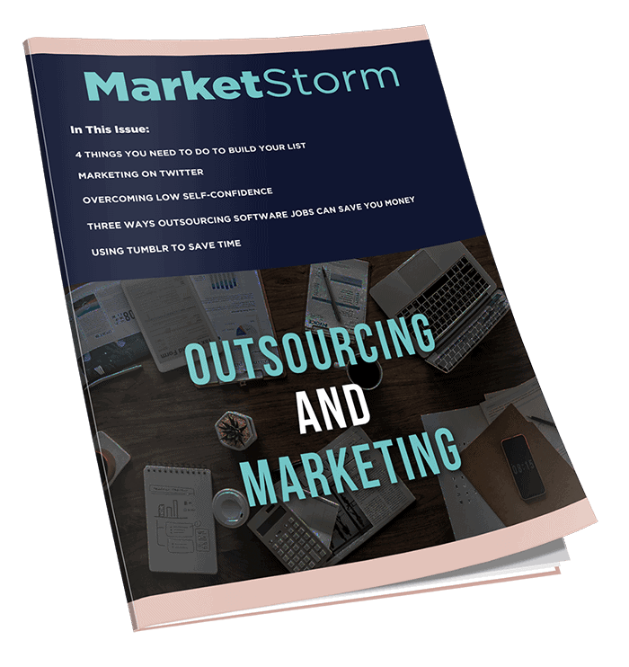 Outsourcing And Marketing Master Resell Rights Magazine