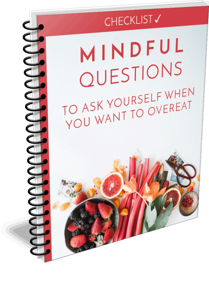 Overeating Questions Checklist