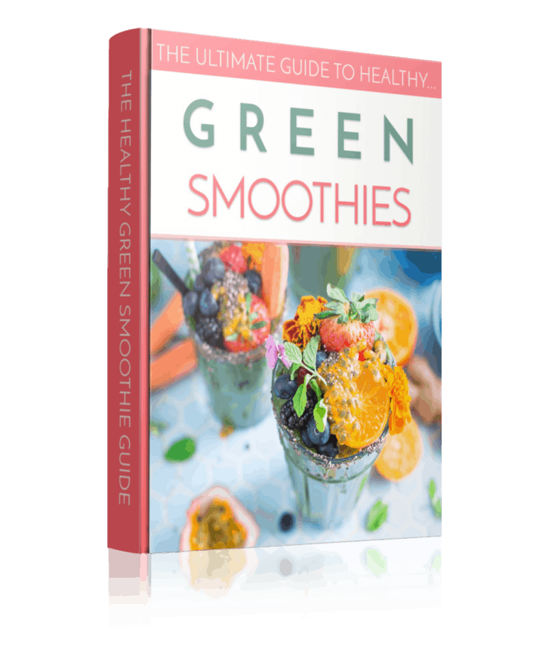Smoothies and Superfoods PLR Ebook