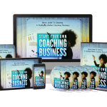 Start Your Own Coaching Business Sales Funnel with Master Resell Rights