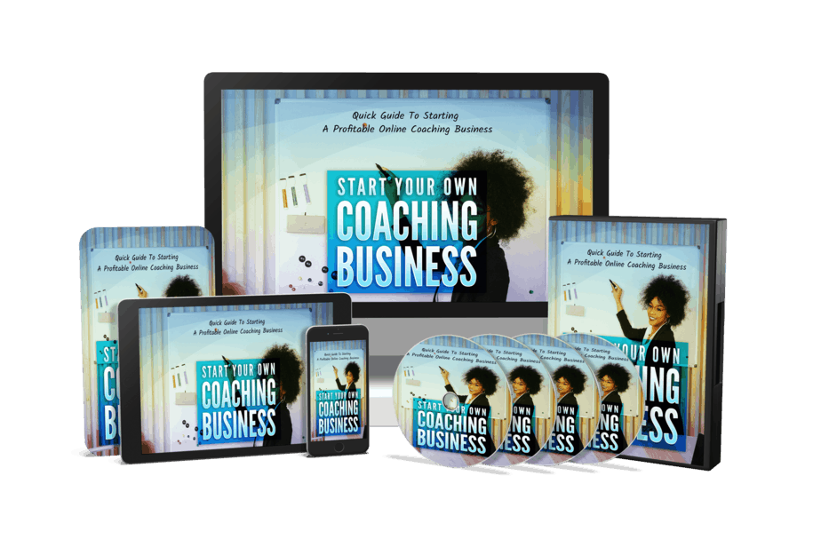 Start Your Own Coaching Business Bundle