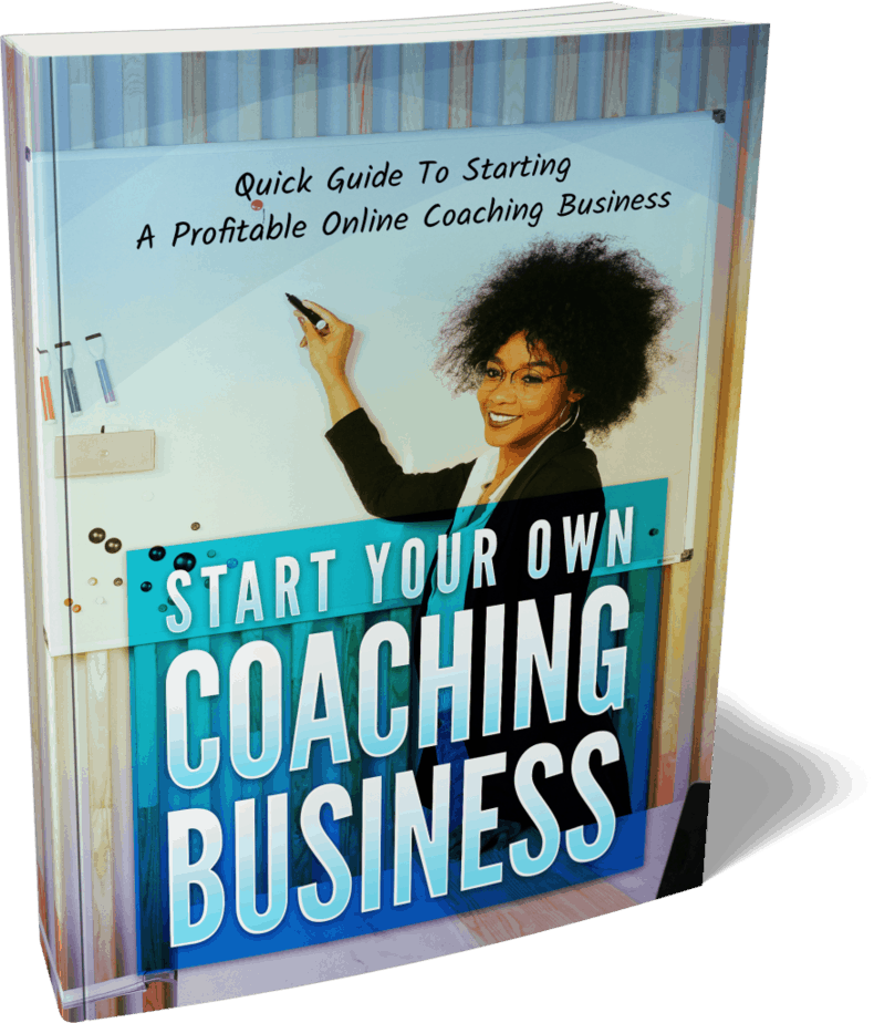 Start Your Own Coaching Business ebook