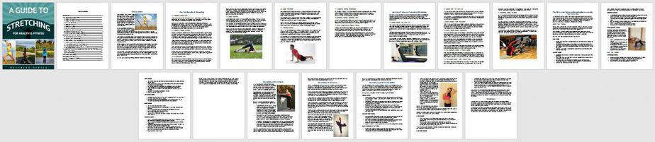 PLR Stretching Course